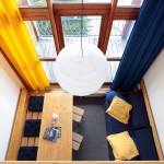 Aux Arcs, un appartement Charlotte Perriand