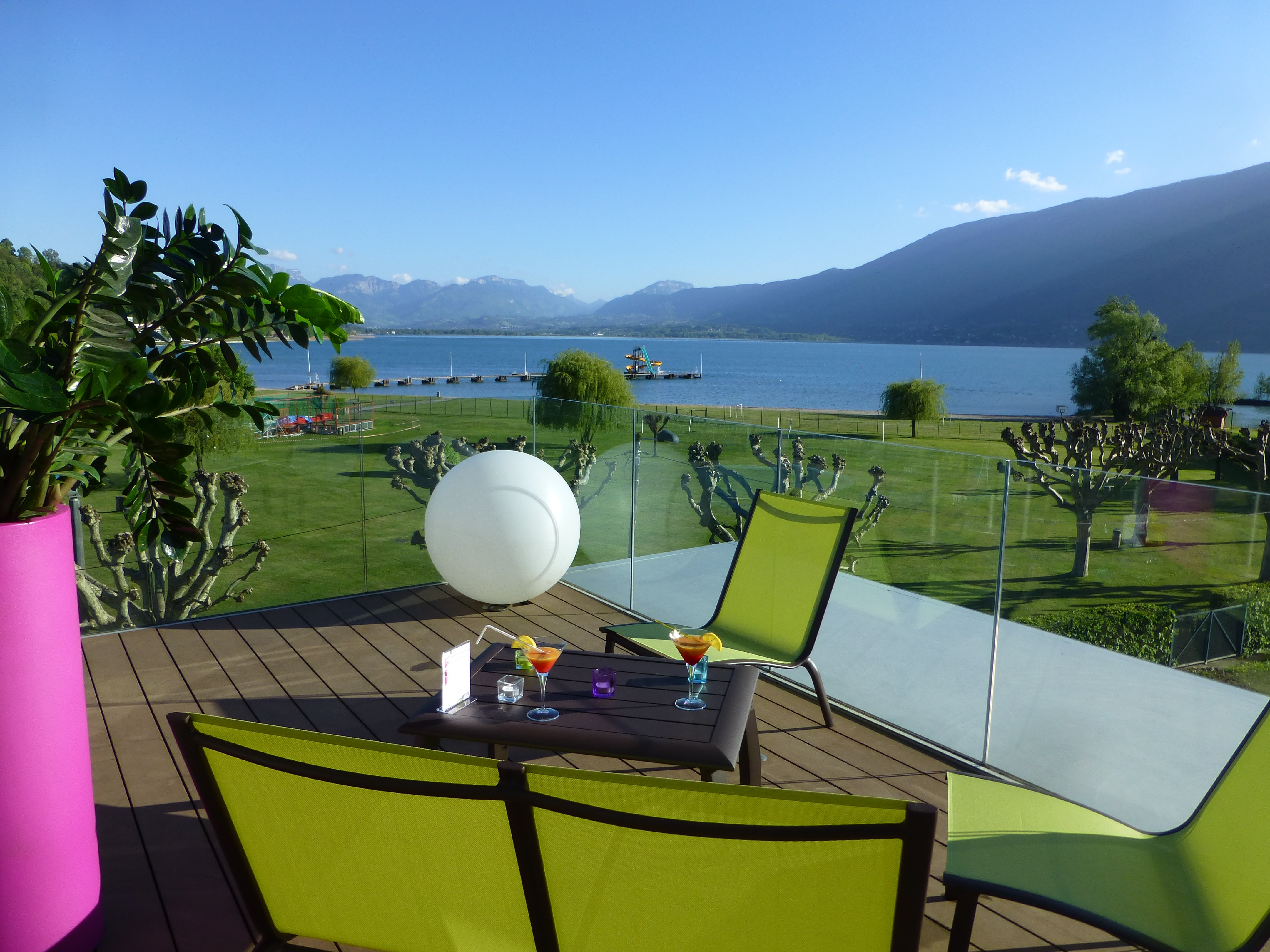 Brooking Hotel Restaurant Spa Lac Du Bourget