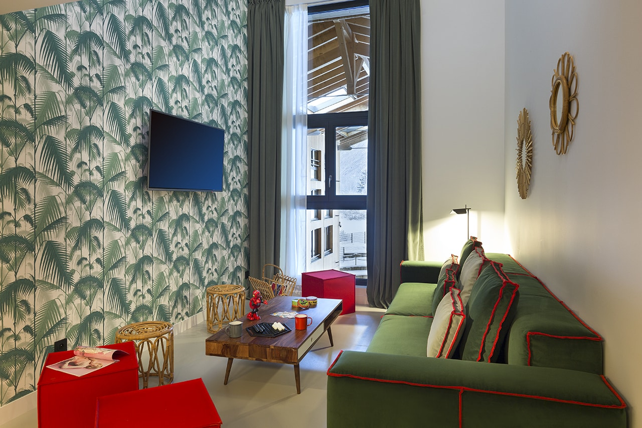 Chamonix un nouvel h tel fun et bon prix d barque dans for Decoration interieur france