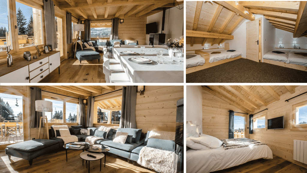 Chalet val d'Arly