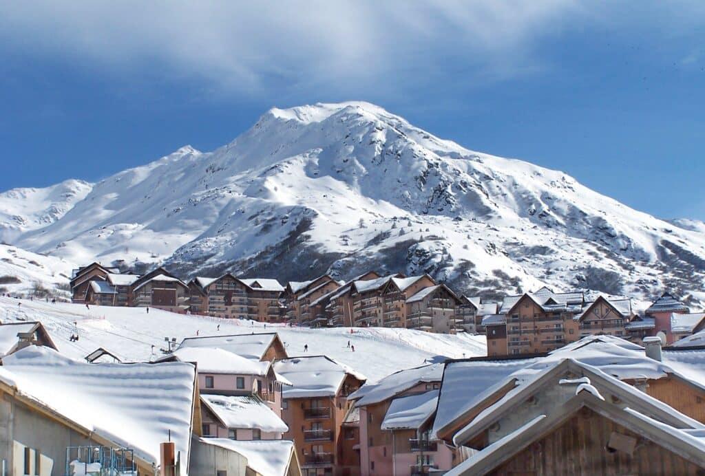 Station de ski de Valmeinier